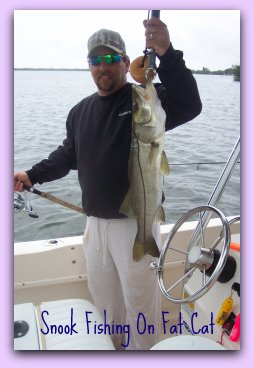 snook fishing with capt jay masters on fatcatfisgingcharter.net