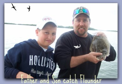 flounder caught in st pete fl on the fat cat.