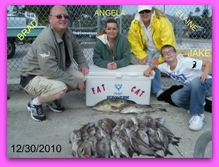 Florida fishing charters Catch Gouper and snapper fat cat fishing charters