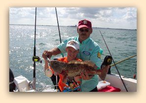 St Petersburg beaches with Capt Jay Masters